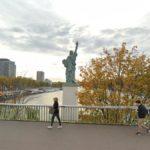 Statue of Liberty in Paris, Paris, France