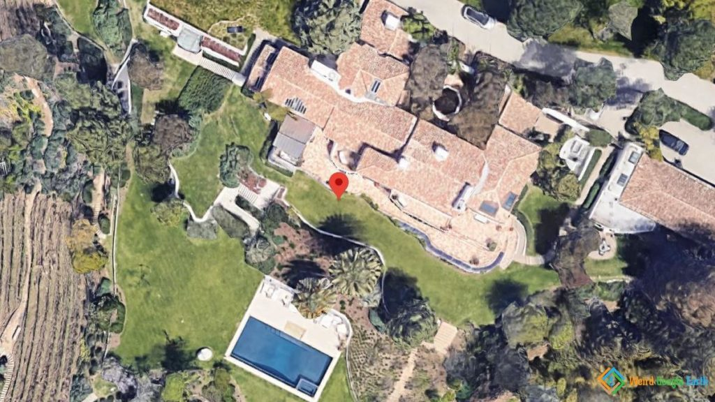 Steven Spielberg's House, Los Angeles, California, USA