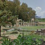 Temple of Artemis Brauronia , Markopoulo Mesogeas, Greece