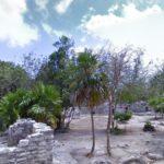 Xcaret Archaeological Site, Playa del Carmen, Mexico