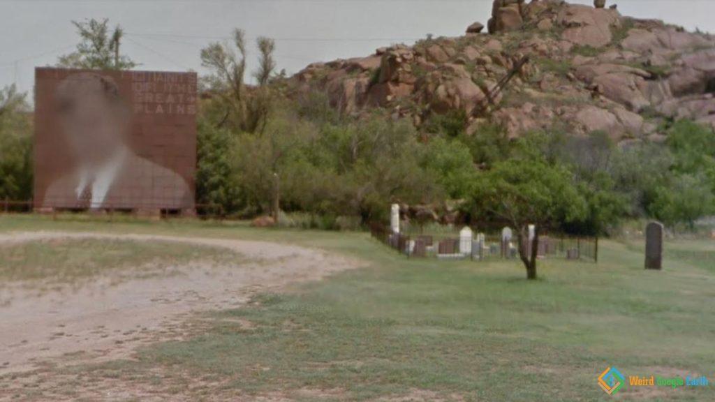 Comecos Cemetery , Granite, Oklahoma, USA