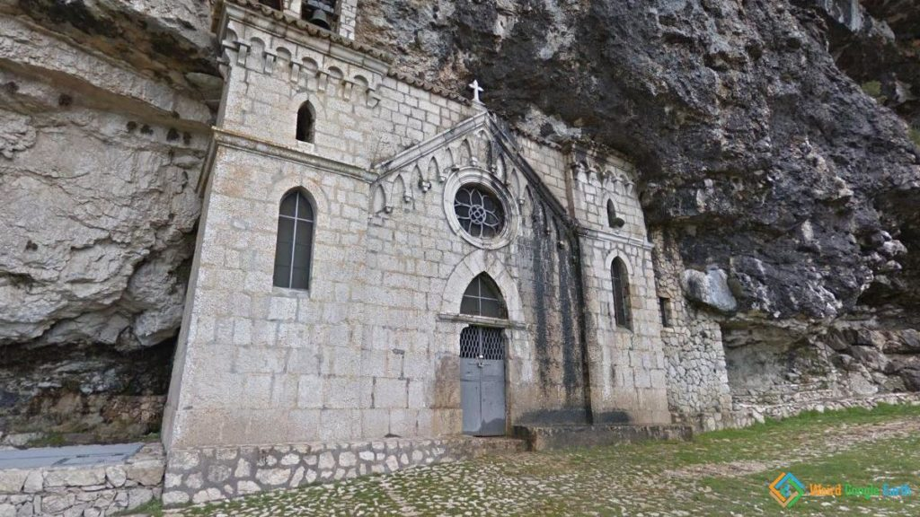 Hermitage of Saint Michael the Archangel, Formia, Italy
