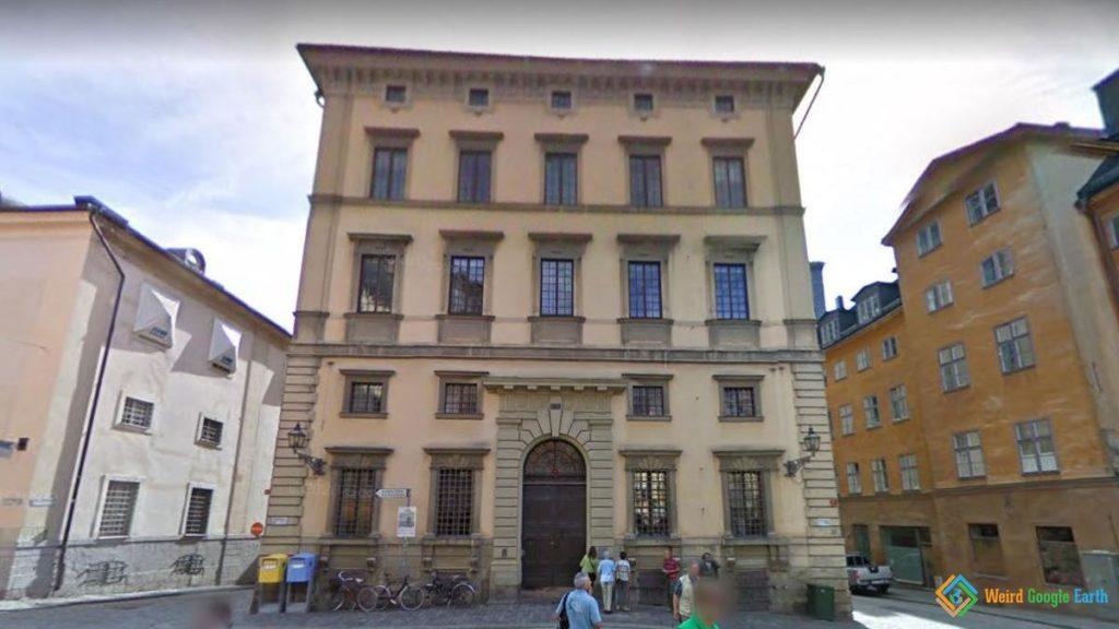 Oldest National Bank in the World, Stockholm, Sweden