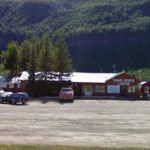 Toad River Lodge, Toad River, British Columbia, Canada