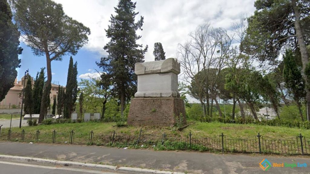 Tomb of Neron, Rome,Italy