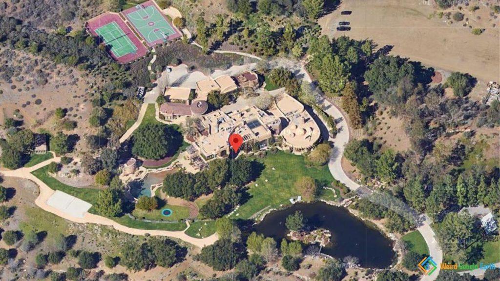 Will Smith's House, Calabasas, California, USA