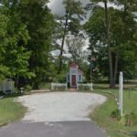 Tiny Chapel in Highway, Conway, South Carolina, USA