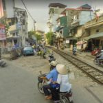 Not so Usual Crossroad, Hanoi, Vietnam