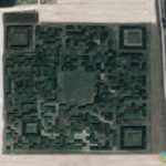 Giant QR Code, Hebei, China