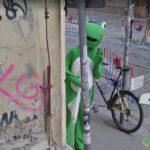 The Adventures of Mr. Frog, Prague, Czech Republic