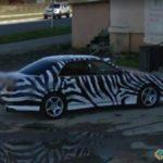Perhaps the Coolest Car Ever, Magadan Oblast, Russia