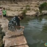 Save Me, Ein Hemed National Park, Israel