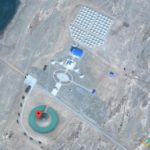 Donut-Water Desert Facility, Ejin Banner, China