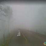 Like in a Horror Movie, Misantla Road, Mexico City