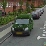 Grass Car, Copenhagen, Denmark