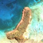 Phallic Island, Ouvea, New Caledonia