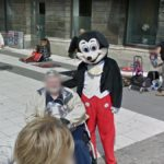 Creepy But Wholesome Mickey, Stockholm, Sweden