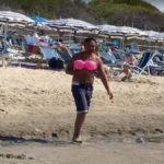 Pink Swimsuit Guy, Piombino, Italy