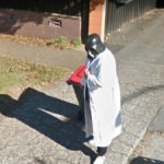 Darth Vader Going Lowkey, Rotorua, New Zealand
