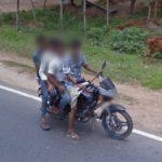 A Driving Violation Waiting to Happen, Ramnathpur, Rangpur Division, Bangladesh