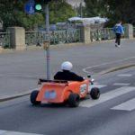 Go Kart Around Town, Vienna, Austria