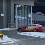 Lightning McQueen Spotted, Oslo, Norway